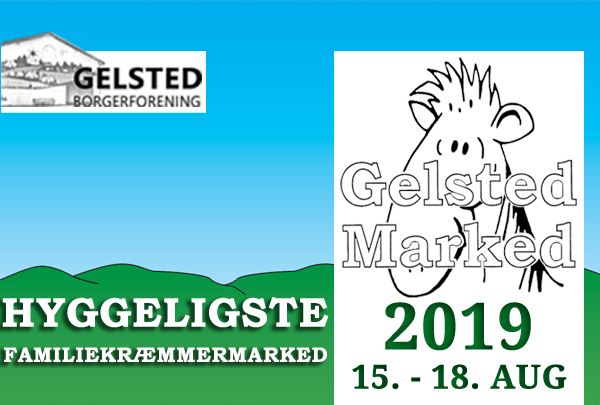 Gelsted Marked 20197