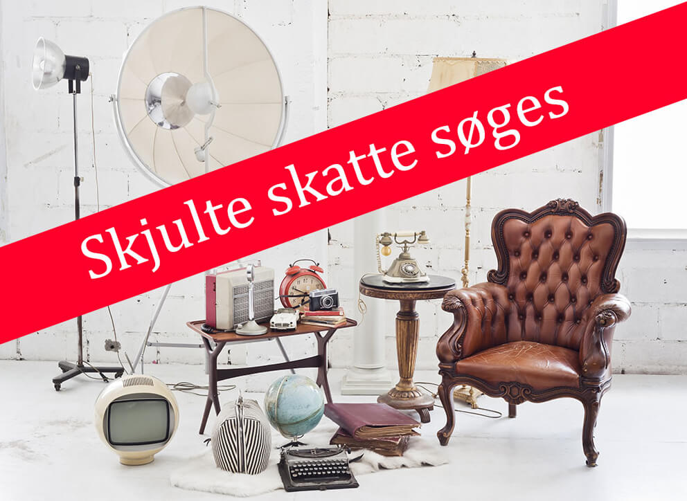 Skjulte skatte søges - TV2 besøger Gelsted Marked 2019