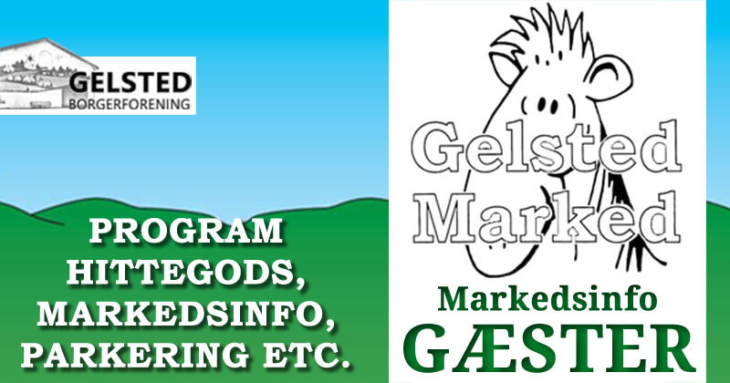 Gelsted Marked - Gæster
