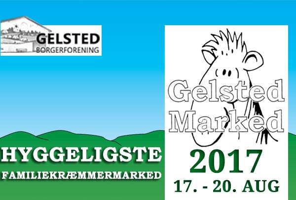 Gelsted Marked 2017